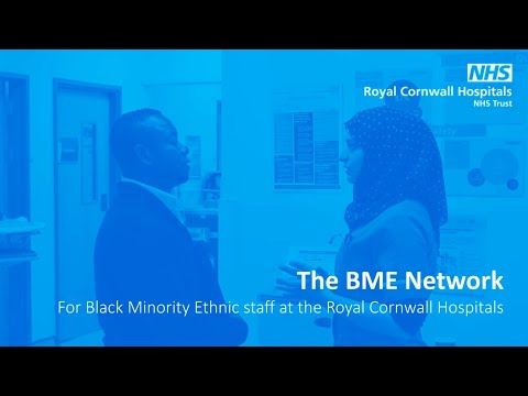 The BME Network at the Royal Cornwall Hospitals NHS Trust