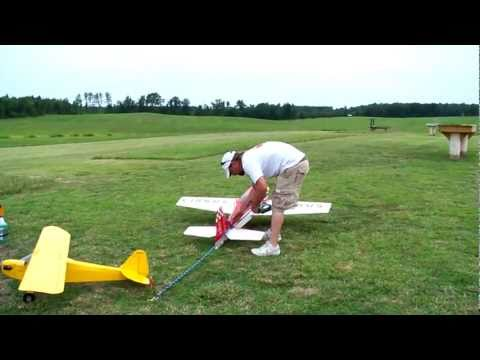 Patty Wagstaff 300 extra 1/4 scale rc plane