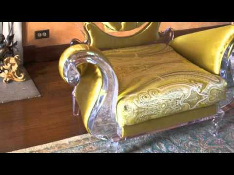 Superbe Lucite Furniture, Home Fashion, Acrylic Furniture Los Angeles   YouTube