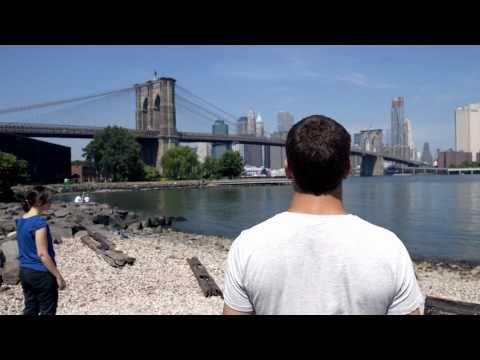 Guy Walks Across America