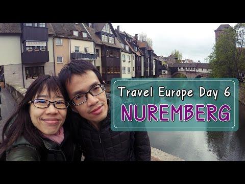 Travel Europe SS1 Day6 : เที่ยวนูเรมเบิร์ก / Travel Nuremberg / เที่ยวเยอรมัน