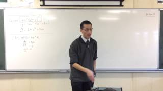 Function of a Function Rule (2 of 4: Introducing a Substitution)