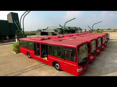 BRTS in Naya Raipur