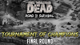 TWD RTS: ToC Final Stream, The Walking Dead: Road to Survival