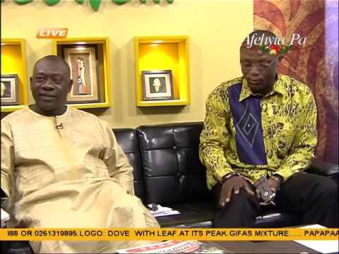 Ghana welcomes terrorist - Badwam on Adom TV (7-1-16)