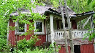 Abandoned Cabin Lost in Time Revisit 2 Years Later Still Untouched ...