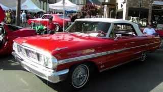 1964 Ford Galaxie 500 Convertible