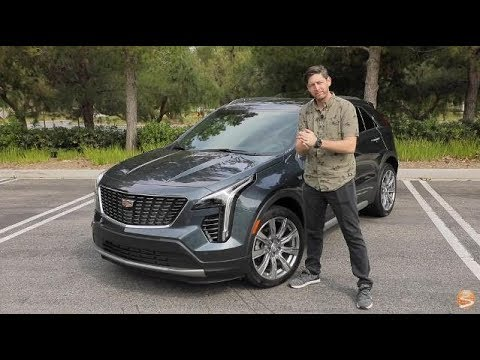 2019 Cadillac XT4 AWD Test Drive Video Review