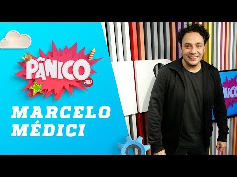 Marcelo Médici - Pânico - 03/09/18