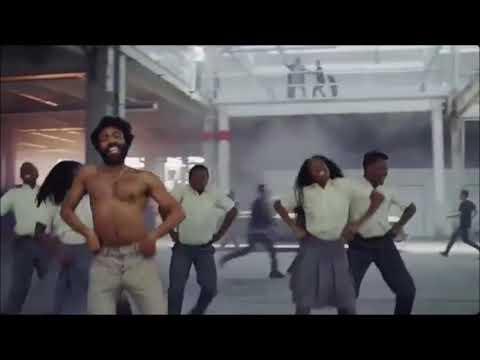 Childish Gambino Dances To Sean Paul