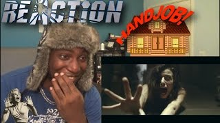 Handjob Cabin Official Trailer (Horror/Comedy) - REACTION!