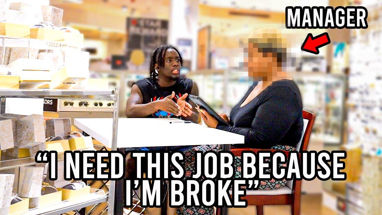 Being 100% Honest At Job Interviews