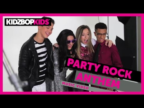 KIDZ BOP Kids – Party Rock Anthem (Official Music Video) [KIDZ BOP Greatest Hits!]