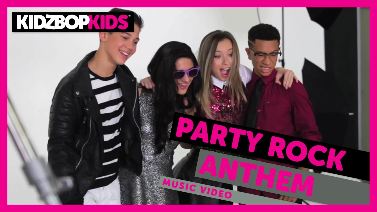 LMFAO - PARTY ROCK ANTHEM (DJ ENFERNO REMIX) LYRICS