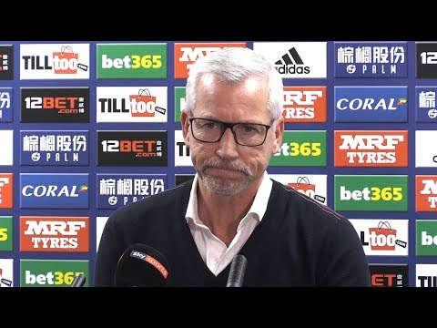 Alan Pardew's First Full Press Conference After Becoming West Brom Manager
