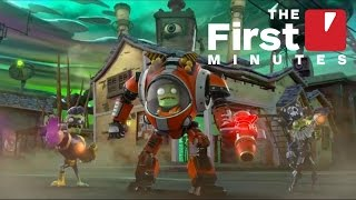 The First 12 Minutes of Plants vs Zombies Garden Warfare 2