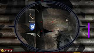 Unreal Tournament 2004: playing CTF Citadel map, Funny translocator kills