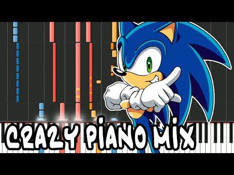 Crazy Piano Mix!