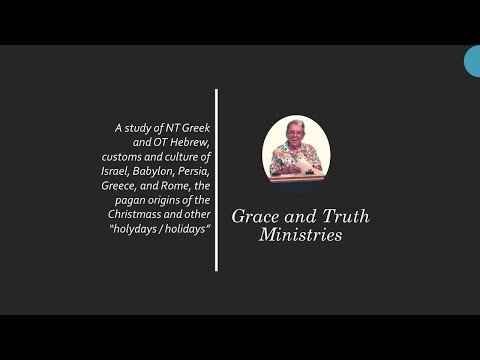 #2906 Learn The Old Testament In 3 Easy Steps!! (Grace & Truth Ministries- Jim Brown, Bible Teacher)