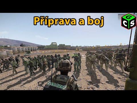 1/3 Záznam Party-Game z 24.7. 2016: Liberation - ArmA 3 [G]