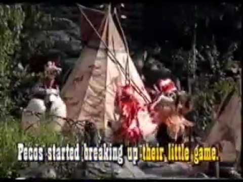 Disneyland Paris Sing Along Songs Pecos Bill