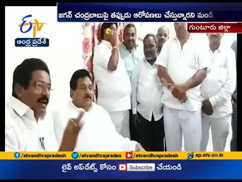 Centre Trying to Stop Development in State | Minister Chinarajappa