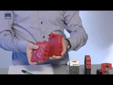 Schneider Electric - XPS MCM Safety Controller - YouTube on