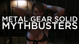 Metal Gear Solid V Mythbusters: Episode 10