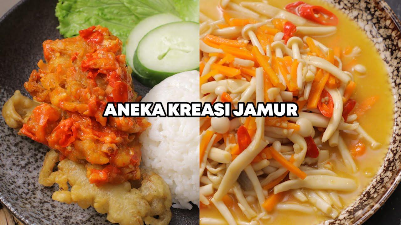 Aneka Kreasi Jamur
