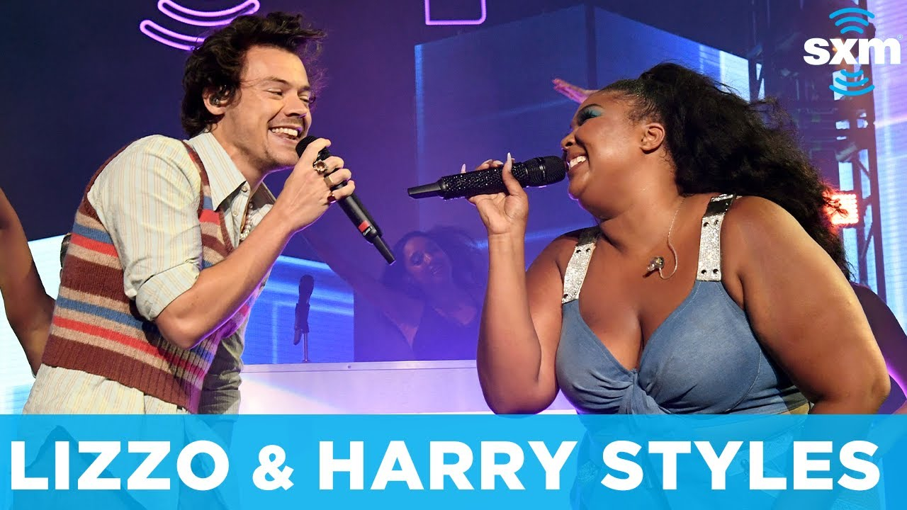 Download Lizzo ft. Harry Styles - Juice [LIVE @ The Fillmore Miami Beach] | SiriusXM