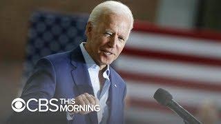 Joe Biden and Elizabeth Warren to face off in third Democratic debate