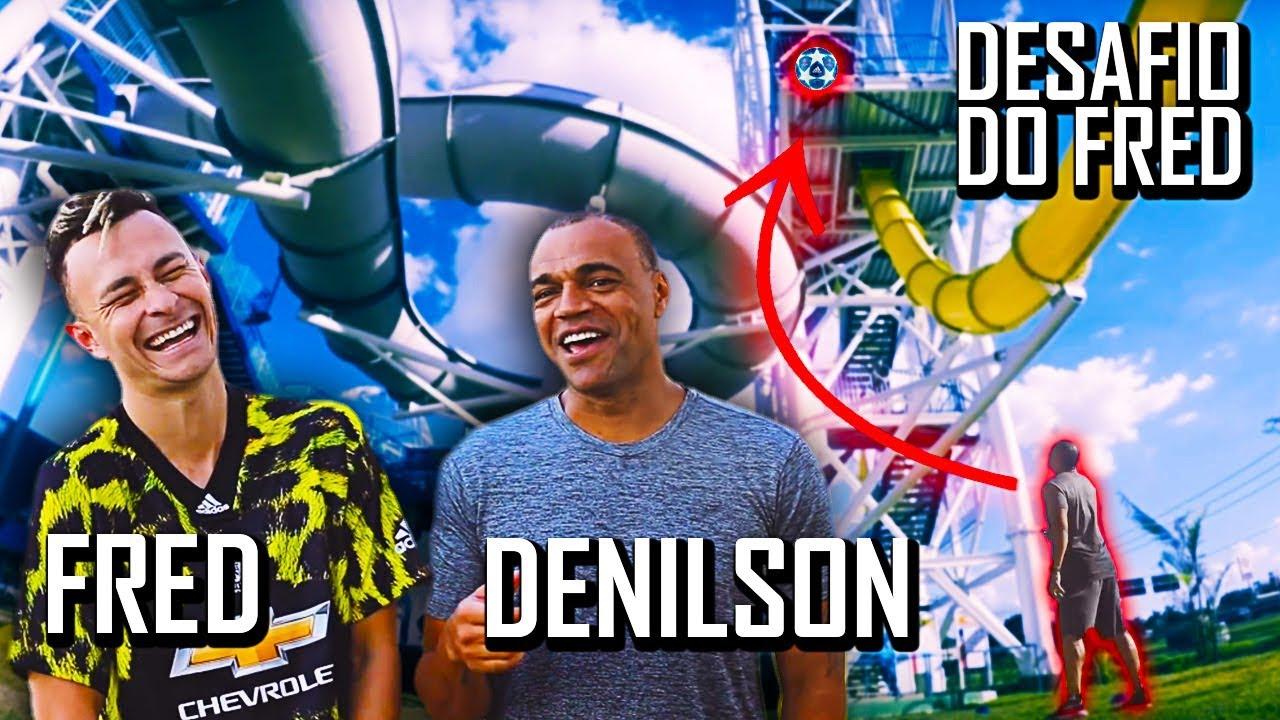 Desafio mais perigoso de todos com Denilson Show!