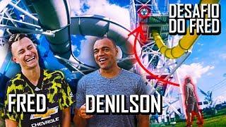 Desafio mais tenso de todos com Denilson Show!