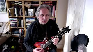 The Jig Of Slurs on mandolin