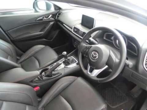 2014 Mazda 3 Hatch 16 Dynamic Auto For Sale On Auto Trader South