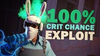 TF2 - 100% Crit Chance Exploit