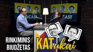 Katukai Katkus Ir Katauskas  Rinkiminis Biudžetas  Laisvės Tv
