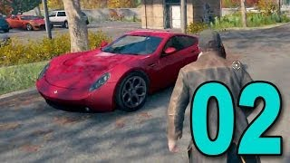Watch Dogs - Part 2 - Sweet Car (Let