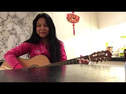 Kung sakaling ikaw ay lalayo Guitar cover by Eimee Velarde