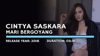 Cover images Cintya Saskara - Mari Bergoyang (Lyric)