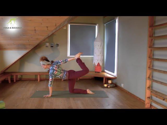 Meditation through Movement