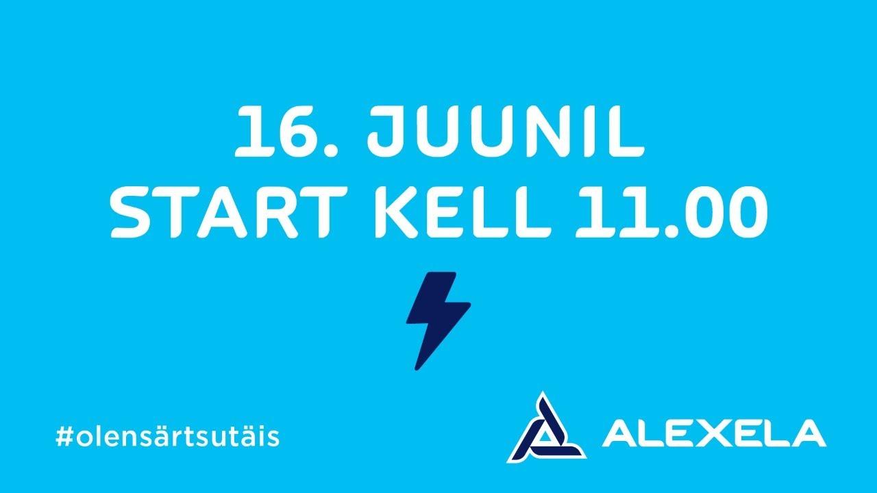 Eesti e-mobiilsuse revolutsiooni start 16. juuni kell 11:00