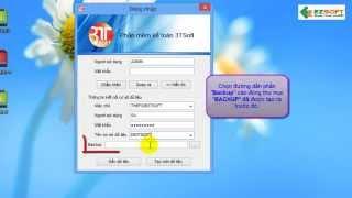 3TSOFT - Hướng dẫn cài đặt mới PMKT 3TSoft trên máy chủ