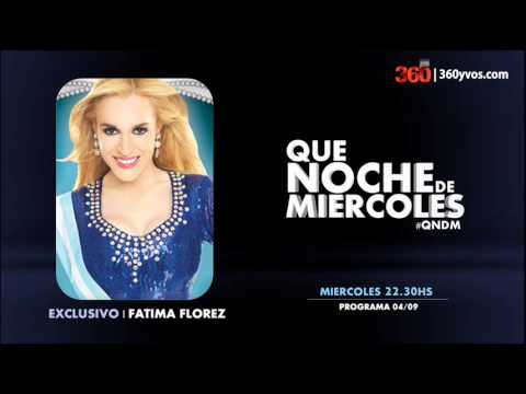 Fátima Florez en exclusivo Travel Video