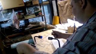 Процесс изготовления неоновой вывески(Как делается неоновые вывески. На видео демонстрируется процесс ручной работы. Поэтому при заказе следует..., 2015-12-11T12:31:22.000Z)