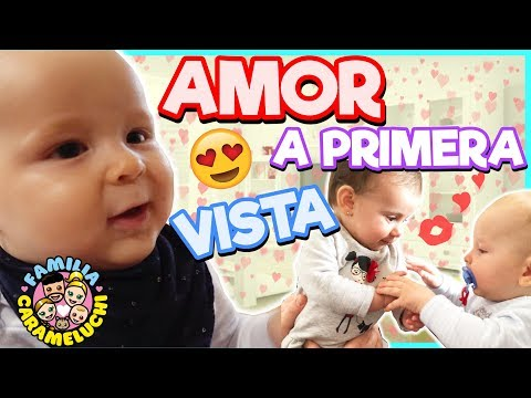 ❤️ Su PRIMER AMOR ❤️ WILLIAM REACCIONA así al VER a VERA 😍|