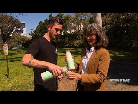 Hemp Milk | 9 News Perth