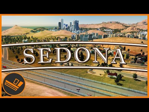 Sedona - Part 50 | NOT A SPECIAL EPISODE (Cities: Skylines)
