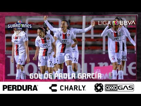 [Liga MX Femenil] Queretaro 1 - [2] Atlas - Marcia Paola Garcia 90+2'