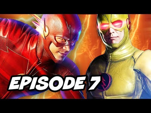 Download Youtube: The Flash Season 4 Episode 7 - Flash vs The Thinker TOP 10 WTF and Comics Easter Eggs